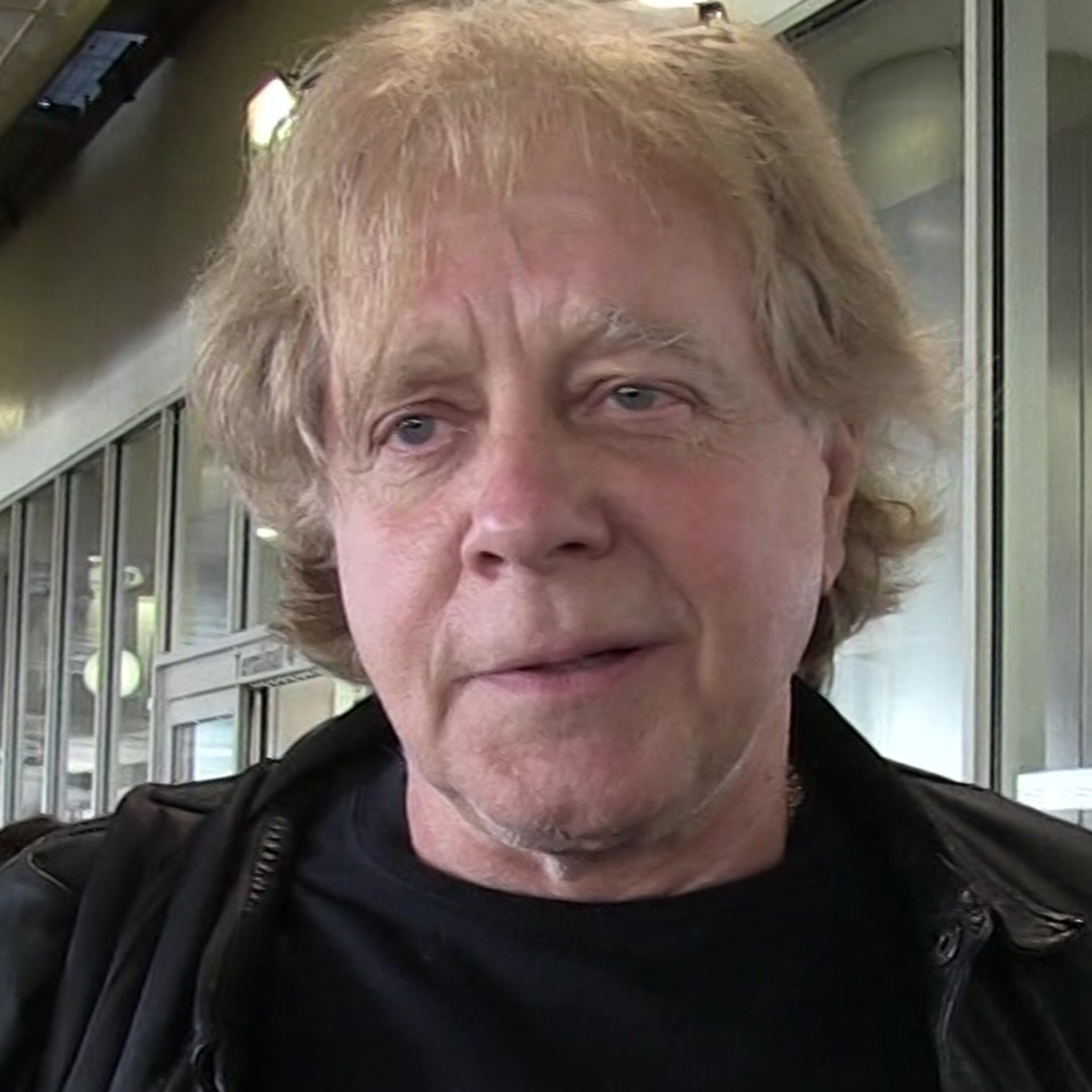 Eddie Money Diagnosed with Stage 4 Esophageal Cancer