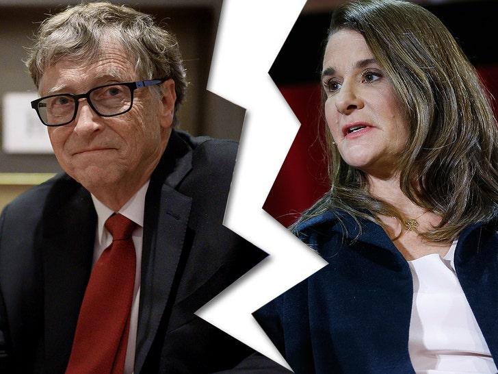 Bill and Melinda Gates divoce