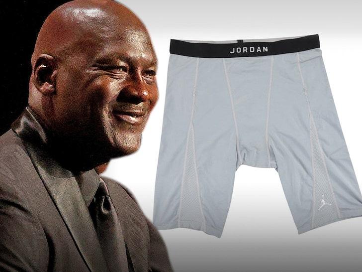Michael Jordan's Worn Undies Showing 'Definite Use' Sell For Almost $3K!.jpg