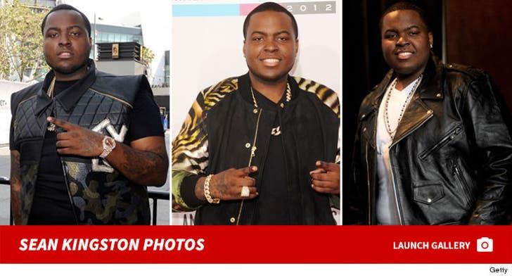 Sean Kingston -- Through the Years