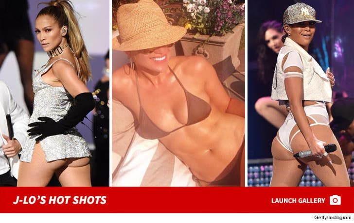 Jennifer Lopez Hot Shots