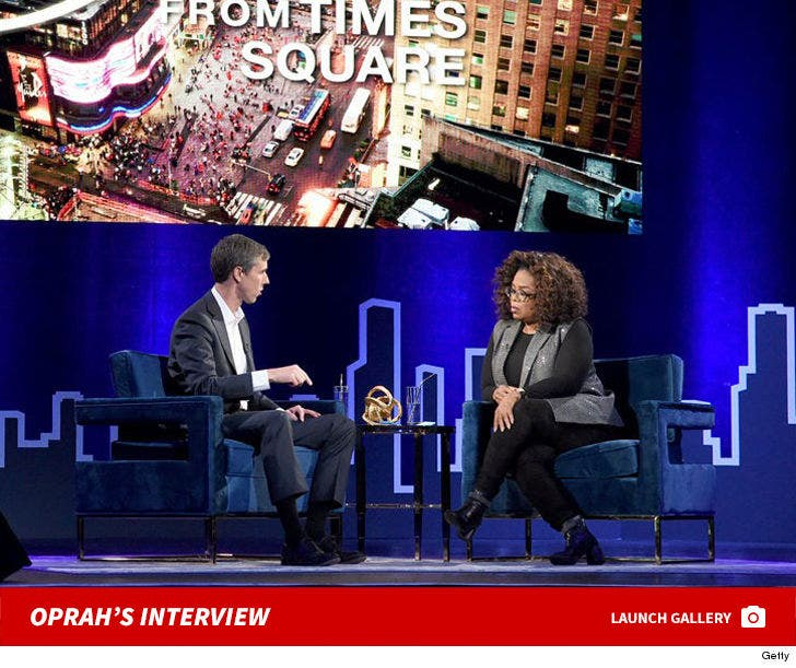 Oprah's Interview With Beto O'Rourke