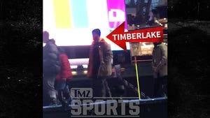 Justin Timberlake Super Bowl Performance Sneak Peek (SPOILER ALERT)