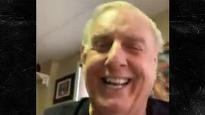 Ric Flair Praises WWE for WrestleMania Precautions, Charlotte's In Good Hands