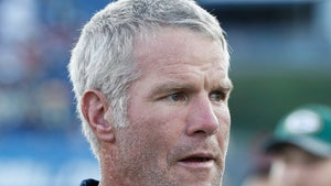 Brett Favre Returning $1.1 Mil In Misused Welfare Funds, I Was 'Unaware'