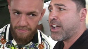 Conor McGregor Wants Oscar De La Hoya Boxing Match, 'I Accept Your Challenge'