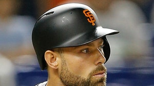 MLB's Mac Williamson Sues Oracle Park Designer, Your Bullpen Mound Cost Me My Career!
