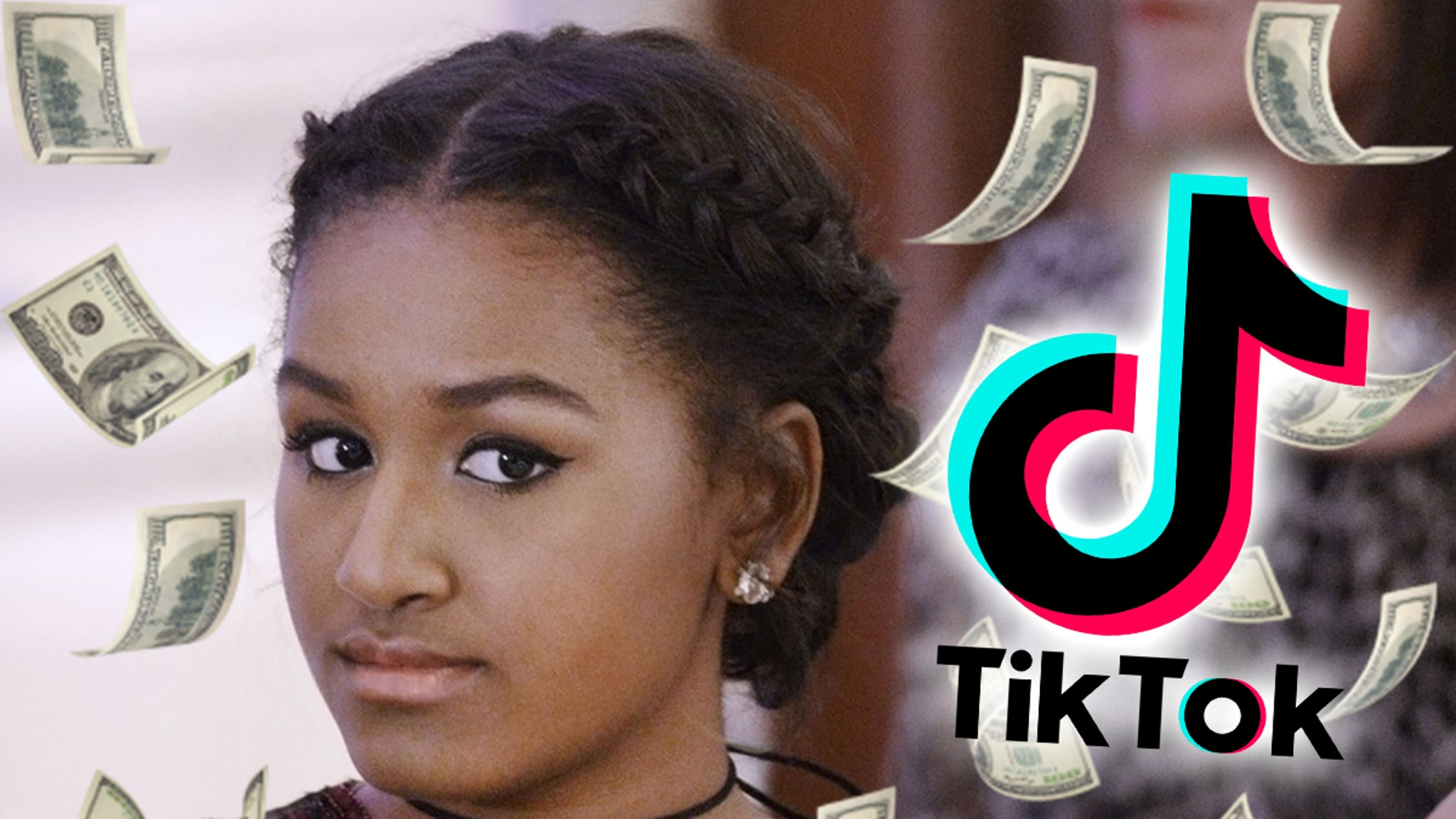 Sasha Obama Could Make Millions on TikTok