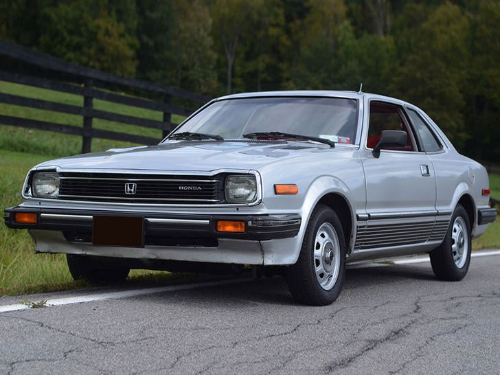 'The Place Beyond The Pines' 1982 Honda Prelude -- For Sale!