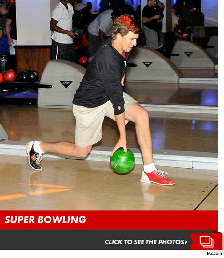 New York Giants -- Super Bowling