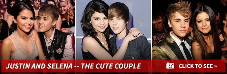 Justin and Selena -- Through The Years