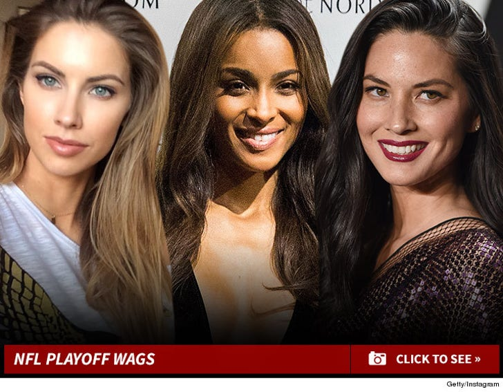 NFL Playoff WAGs