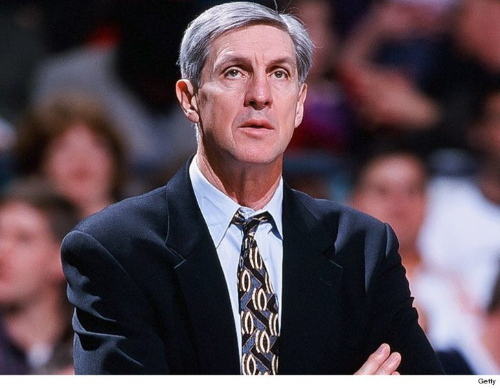 jerry sloan - photo #23