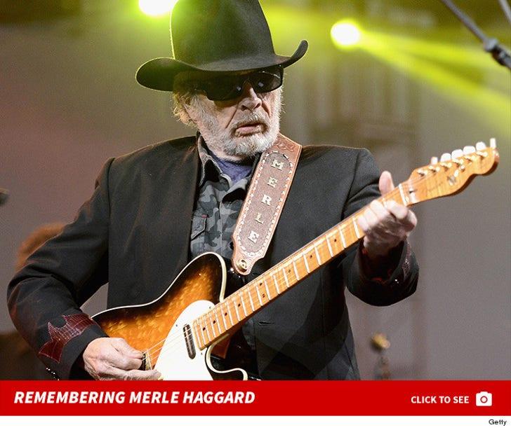 Remembering Merle Haggard