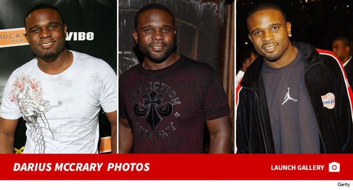 Darius McCrary Photos