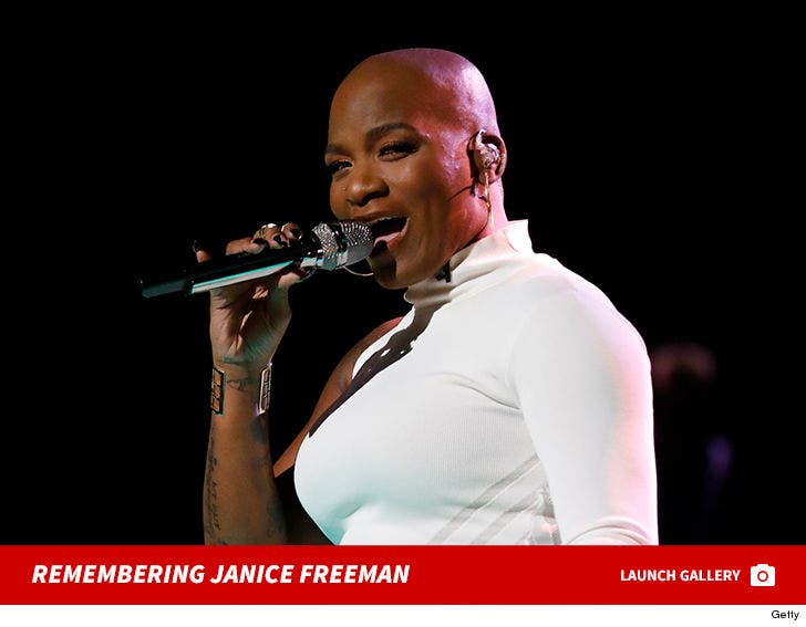 Remembering Janice Freeman
