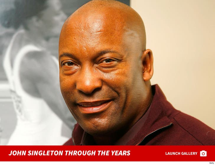 John Singleton -- Through The Years