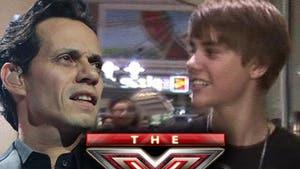 Marc Anthony -- Set To Battle Justin Bieber ... on 'X Factor'