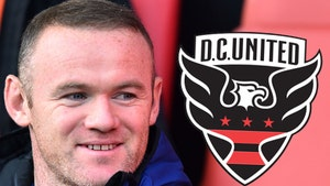 Wayne Rooney Makes It Official With D.C. United, 'Let's Get To Work'