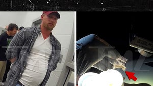 Body Cam Shows Meth Todd Chrisley's Son Allegedly Hid in Cup