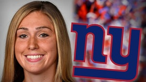 NY Giants Hire Hannah Burnett, First Female Scout In Team's 95-Year History