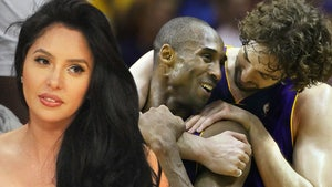 Vanessa Bryant Pens Bday Note To Pau Gasol, Kobe Would've Said 'Love You!'