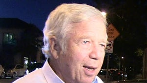 Robert Kraft Off The Hook In Sex Spa Case, Charges Dropped