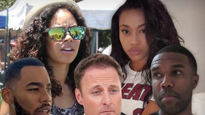 Black 'Bachelor' Alums' Views on What to Do with Chris Harrison