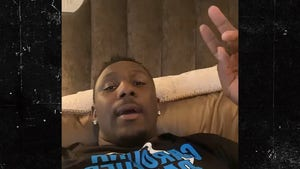 NFL's Thomas Davis Sr. Claims 'Idiots' Stole & Wrecked His McLaren, 'We Know Who Did It'