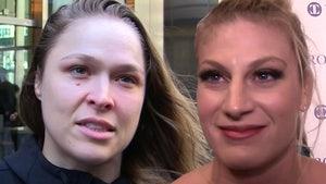 Kayla Harrison Is Ronda Rousey 6.0, Says Manager Ali Abdelaziz