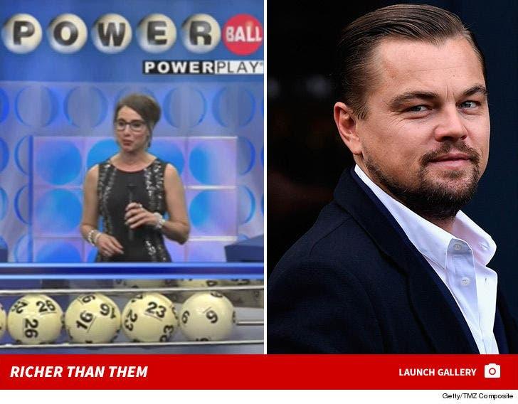 Powerball Winner -- Richer Than Them