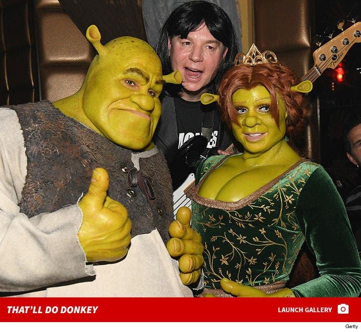 Inside Heidi Klum's 19th Annual Halloween Party
