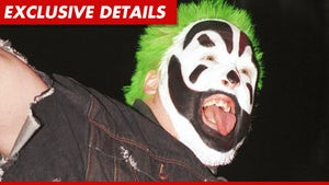 Insane Clown Posse Rapper: Someone Jacked My Car Stereo ... IN TEN MINUTES