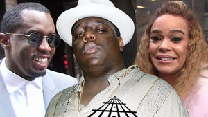 Diddy, Faith Evans Plan Big Night at Biggie's Hall of Fame Induction