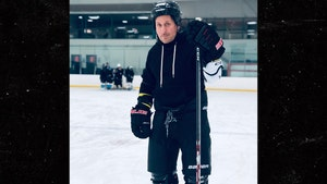 Emilio Estevez Back In Character For 'Mighty Ducks' Reboot