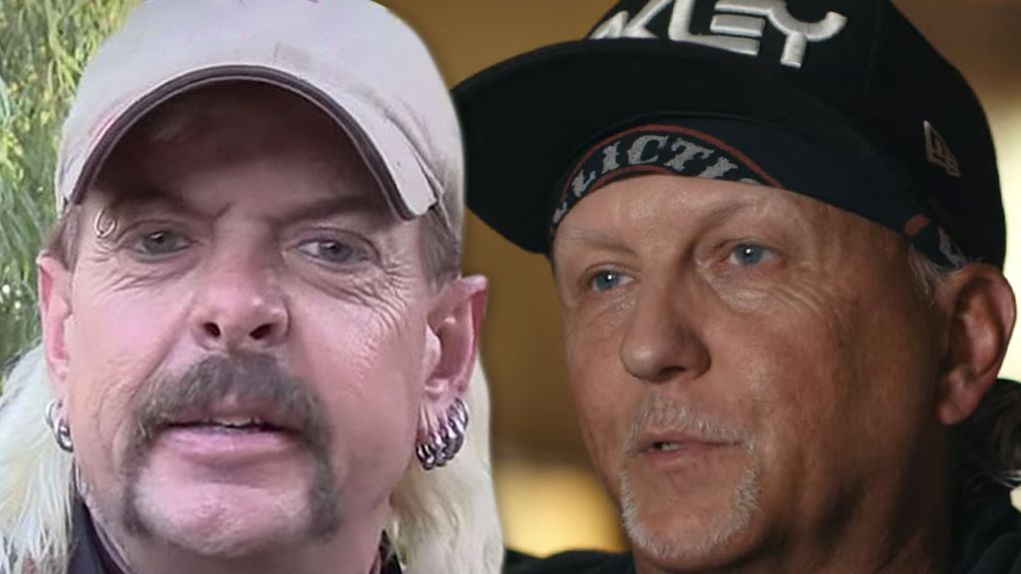 Joe Exotic Beefing with Jeff Lowe Over Fashion Line