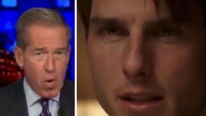 Brian Williams Uses 'Jerry Maguire' Clip to Troll Trump & McCarthy