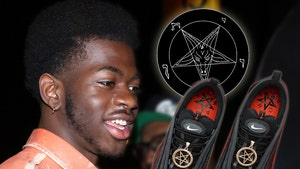 Lil Nas X's 'Satan Shoes' Get Approval from Church of Satan