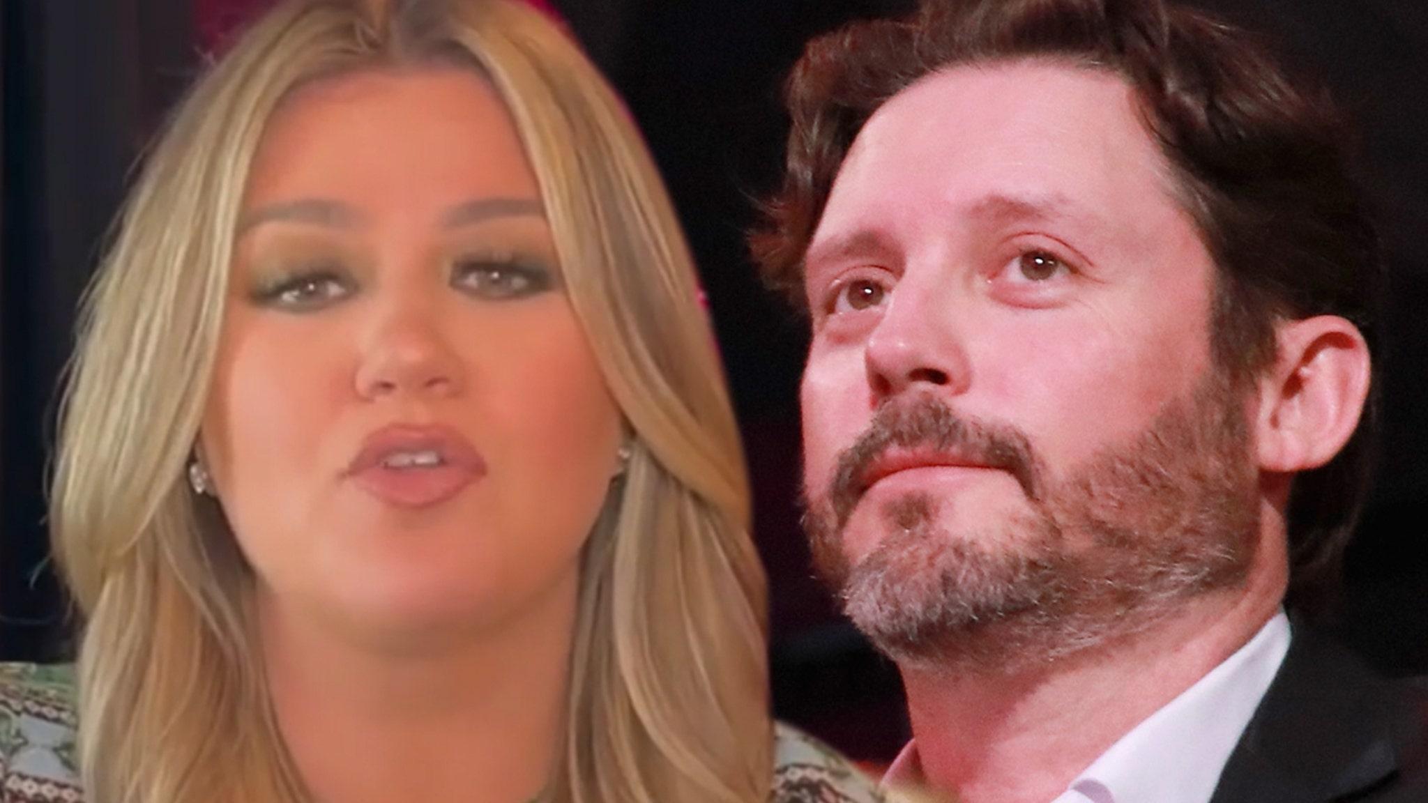 Kelly Clarkson Officially Divorced from Brandon Blackstock - TMZ