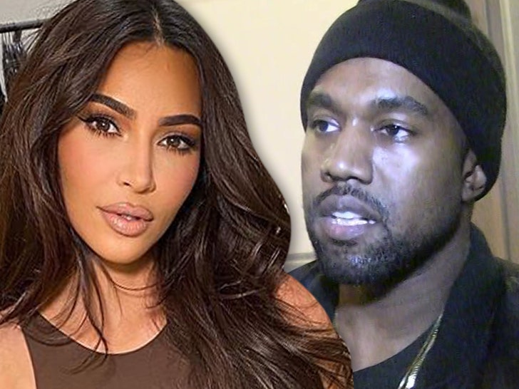Kim Kardashian, Kanye West in Marriage Counseling however Divorce On the Table