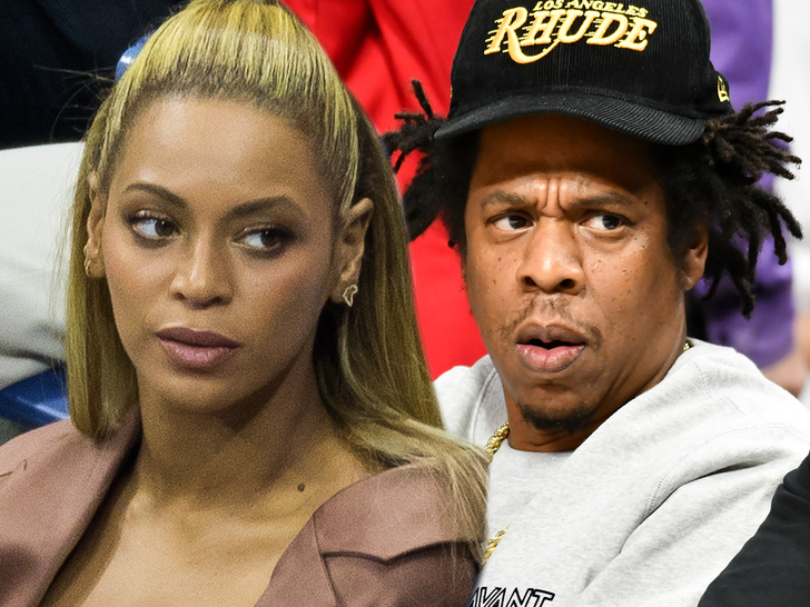 Jay-Z, Beyonce's Purported New Orleans Mansion Catches on Fire.jpg