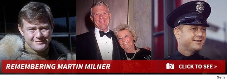 Remembering Martin Milner