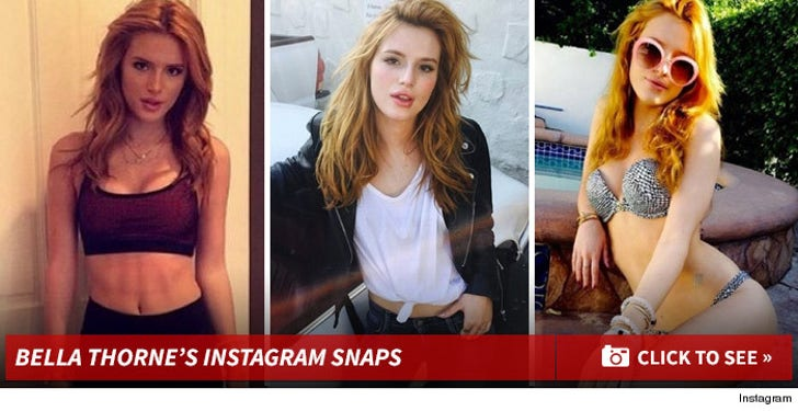 Bella Thorne's Hot Shots