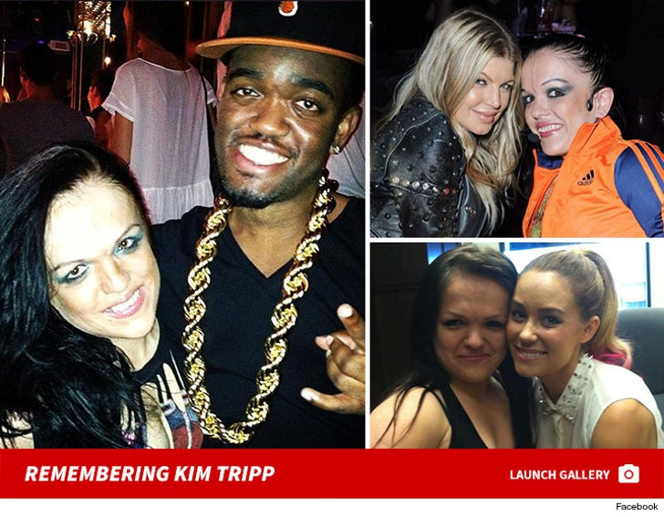 Remembering Kim Tripp