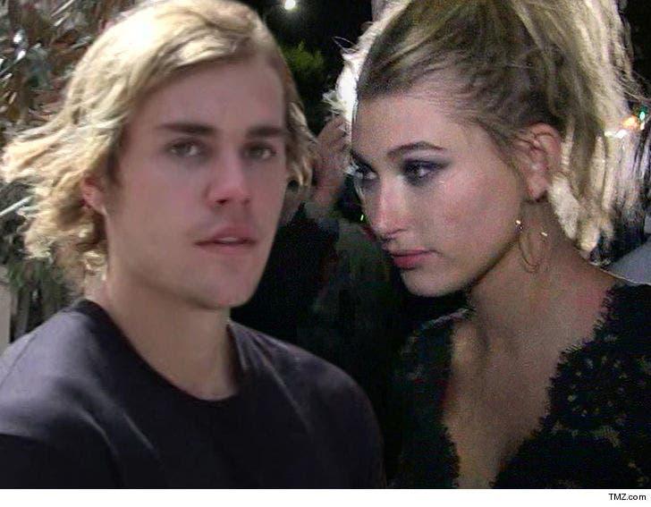 1310b74f0 Justin & Hailey Bieber Postpone Wedding Ceremony, Again