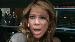 Tamar Braxton Blows Up on DeRay Davis After Lip-Sync Accusation