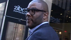 Tyler Perry Gets Huge Thank-You From Sick Man Held 'Hostage' in Mexico
