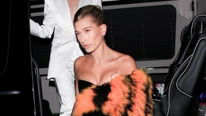 Hailey, Kaia, Kate and Other Celebs Attend The YSL Golden Globe Party