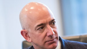 Jeff Bezos' D.C. Home Targeted by Protesters with Guillotine