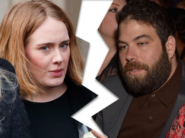 Adele divorce